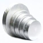 "8"" Round Single Thick Shrink (25)"