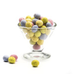 Chocolate Sugar Coated Mini Eggs 3Kg