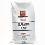 Safari Self Raising Flour 25Kg