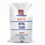 Senator Retail/Plain Flour 25Kg