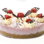 Sahnissimo Deluxe Strawberry Cheesecake Mix 1Kg