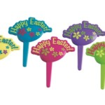 2465 Happy Easter Script Plastic (144)