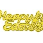 Easter Plastic Mottos SP 22 (50)