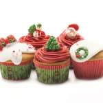 Assorted Christmas Sugar Pipings 30mm (250)
