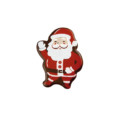 Dark Chocolate Santa Clause 46mm x 35.6mm (72)