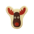 White Chocolate Reindeer 48mm x 45.5mm (54)