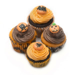 Assorted Halloween Button Sugar Piping (240)