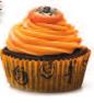 Pumpkin Queen Cake Cases 40x38mm (360)