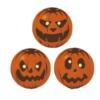 Halloween White Chocolate 3D Pumpkin Balls (40 Pack)