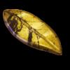 Dark Chocolate Gold Leaf 57mm x 23mm (90)