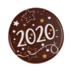 Dark Chocolate 2020 Circle 30mm (135)