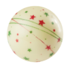 3D White Chocolate Christmas Ball 27mm (40)