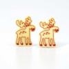 White Chocolate Rudolph 23mm x 34mm (280)