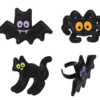 Halloween Character Rings 46 x 25mm (144)